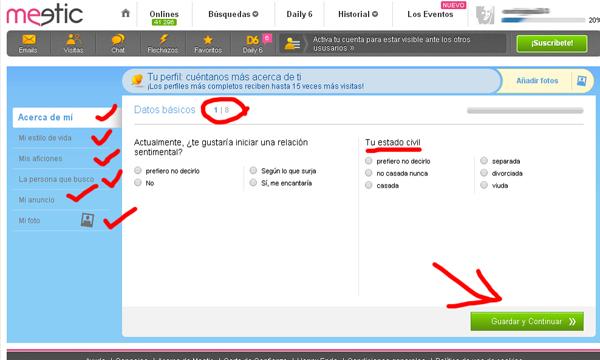 3- registrarse - datos basicos 1 de 8