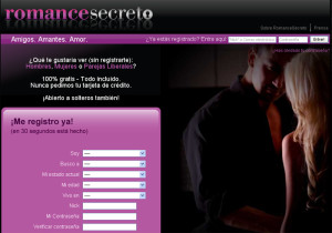 romance secreto contactos gratis